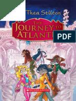 Thea Stilton (Geronimo Stilton Special Edition)- The Journey to Atlantis