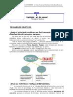 Resumen introducción a la economia T1