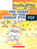 Geronimo Stilton 02- The Curse of the Cheese Pyramid