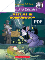 Geronimo Stilton - Creepella Von Cacklefur 02- Meet Me in Horrorwood