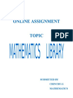 Mathematics Library