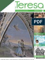 """Il numero di settembre del periodico """"Santa Teresa di G. B. e la sua pioggia di rose"""""""