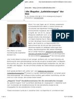 """Piero Marini Und Die Illegalen """"Latinisierungen"""" Der Orientalischen Riten » Print"""