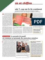 La Garantie de Passif _ Article Dans La Tribune Du 3 Octobre 2014