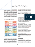 Monetary Policy of the Philippines