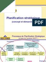 Planification Strategique