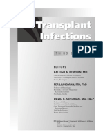 Transplant Infections -3E