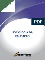 1. Sociologia Da Educacao