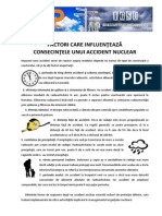 Factori Accident Nuclear