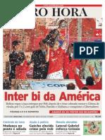 [Capa] ZH 19 Agosto 2010 - Inter