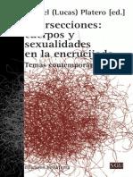 Platero, R. (L) (Ed.) - Ifntersecciones. Cuerpos y Sexualidades en La Encrucijada. Bellaterra, 2012