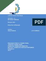 Laporan P1 Dicky 2413100118