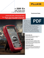 Digital Multimeter Catalogue