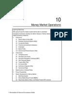 Chapter 10 Money Market Operations