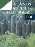 Borsy Zoltán - Általános Természetföldrajz