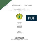 Laporan Praktikum Nutrisi Ikan-3