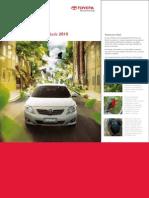 Sustentabilidade Toyota 2010 Tcm305