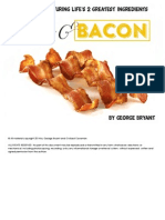 Hugs and Bacon Cookbook - George Bryant