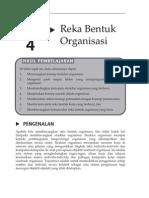 20150121070000_Topik 4 Reka Bentuk Organisasi