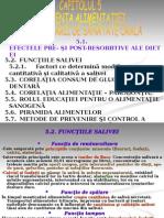 Curs 5 Alimentatie, Saliva 2009-2010