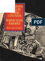 Marcio Veloz Maggiolo - La Biografia Difusa de Sombra Castaneda