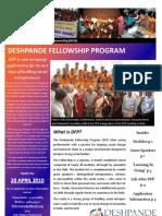 DFP Prospectus