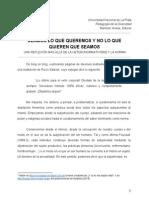 Más Allá de La Heteronormatividad y La Norma. (7)