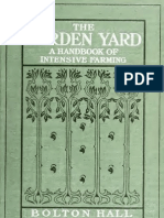 The Garden Yard a Handbook of Intensive Farming