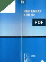 Determain Tonnage Measurement-GT
