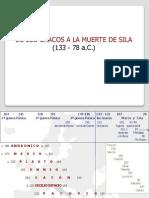 Tema 4 y 5b. de Los Gracos a Sila