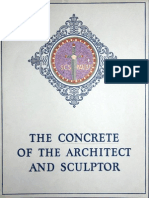 The Concrete of the Architect and Sculptor