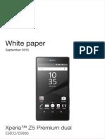 Xperia Z5 Premium Dual E6833 E6883 WP 1