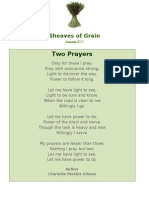 40888221 Two Prayers Sheaves of Grain 57
