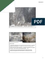 Ground Support in Deep Underground Mines
