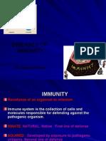 8. Immune Disorders