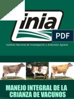 Manejo Integral de Vacunos Lecheros