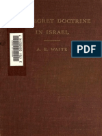 A-E-WAITE The Secret Doctrine in Israel.pdf