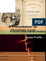christmas carol presentation