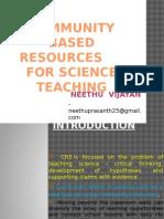 Community Based Resources... presentation.pptx