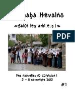 Merhaba Hevalno 7