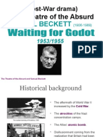 12 Beckett the Theatre of the Absurd Mix Ok