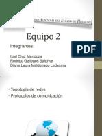 Topologias y Protocolos