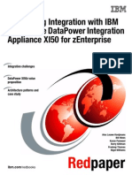 Simplifying Integration with IBM WebSphere DataPower Integration Appliance XI50 for zEnterprise