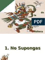 4 preceptos toltecas