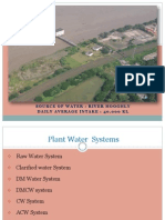 Plant Water Systems