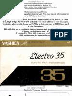 Yahsica Electro 35