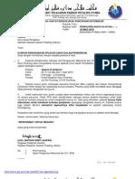 Surat Panggilan Kursus Linux PPD Petaling Utama