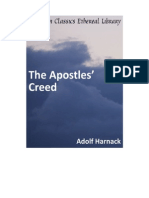 The Appostles Creed-Adolf Harnack