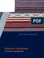 Quantum Computing. a Gentle Introduction, 2011 - Eleanor Rieffel and Wolfgang Polak