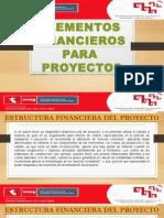 Elementos Financieros Para Proyectos